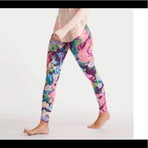 NWOT aerie floral leggings 🌸🌼